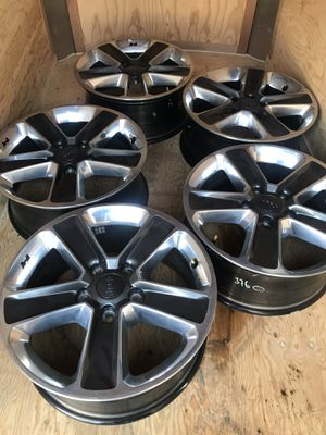 "18"" Jeep wheels for Sale in Beaumont, CA"