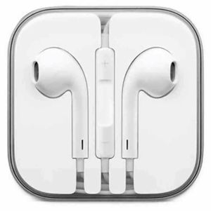 Apple iPhone 6S 6 5 5S Wired 3.5MM Jack Headphones Headset Earbuds for Sale in Hollywood, FL
