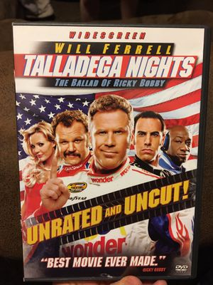 Talladega Nights DVD for Sale in Midwest City, OK