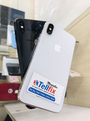 Apple iPhone X 64GB - Unlocked for Sale in Tampa, FL