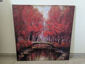 Beautiful canvas art for Sale in Peoria, AZ