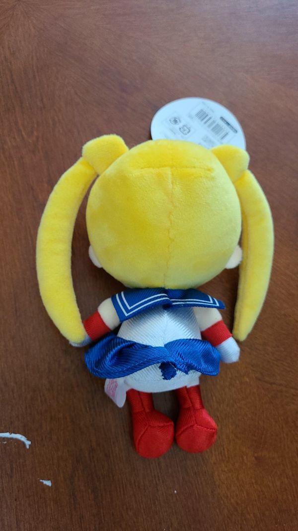 Sailor Moon Plushy