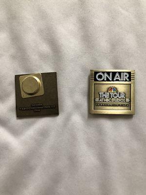 2 NBC STUDIOS pin! for Sale in New York, NY