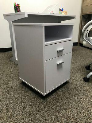 Alexandria File Cabinet, White Finish for Sale in Santa Ana, CA