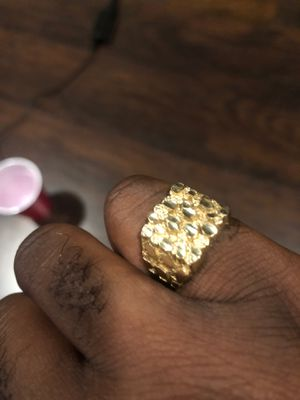 10k Gold Pinky Ring for Sale in St. Petersburg, FL