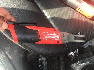 Milwaukee fuel 3/8 ratchet for Sale in Hyattsville, MD