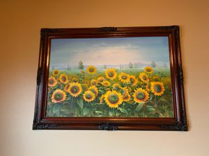 Sunflower painting for Sale in Beaver Creek, MN