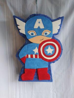 #piñata capitán América bebe for Sale in Tacoma, WA