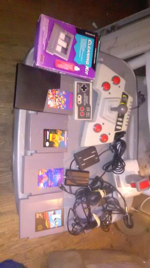 NES Stuff $35 for all for Sale in Los Angeles, CA