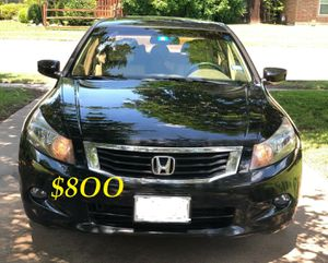 ✅🟢💲8OO I'm selling URGENT! 2OO9 Honda Accord Runs and drives great.Clean title in hand! Mechanically perfect!🟢✅very strong V6.✅✅ for Sale in Aurora, IL