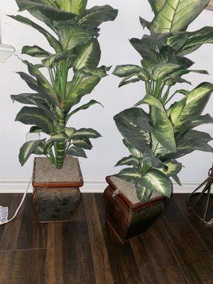 fake plants for Sale in Dallas, TX