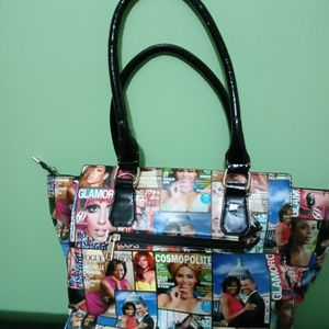 Bag With Celebrities Shown for Sale in Chicago, IL