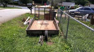 6x9 utility trailer for Sale in Greenville, SC