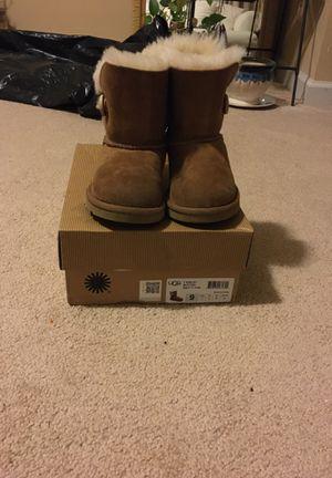 Girl Ugg Boots size 9c for Sale in Atlanta, GA