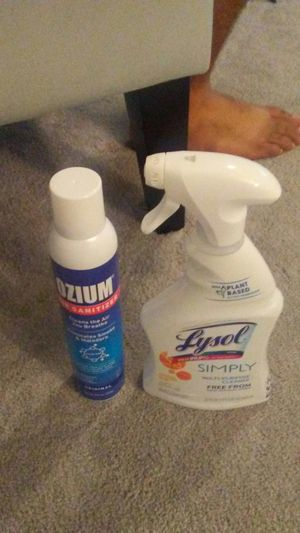 Air sanitizer and cleaner combo for Sale in Gaithersburg, MD