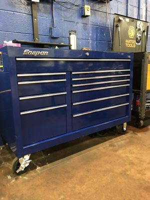 """Snap on 55"""" tool box classic series for Sale in Cottonwood Heights, UT"""