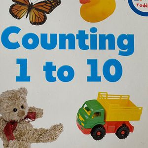 Baby Toddler Book Counting 1 To 10 for Sale in Oregon City, OR