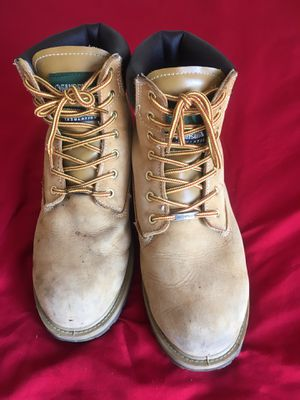 Work Boots men's 10 for Sale in Hinsdale, IL