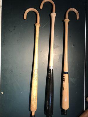 Baseball Bat Cane for Sale in Creve Coeur, MO
