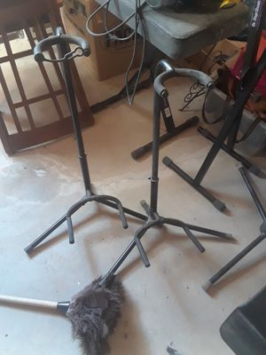 2 guitar stands for Sale in Knoxville, MD