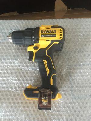 Dewalt 20v brushless drill (TOOL ONLY) for Sale in Salem, OR