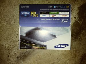 Brand new samsung blu ray smart dvd player for Sale in St. Louis, MO