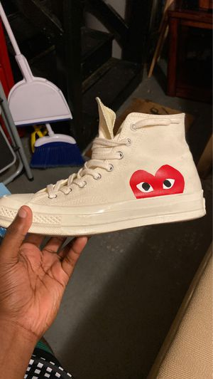 Cdg play converse for Sale in Nashville, TN