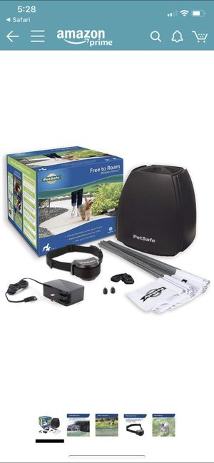 Pet Safe Wireless Fence for Sale in Puyallup, WA