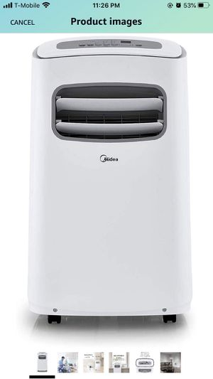 Midea AirConditioner and dehumidifier portable for Sale in Lowell, MA
