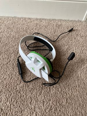 Turtle Beach Recon Gaming Headset for Sale in Lincoln, RI