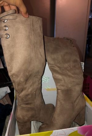 Never Worn Boots for Sale in La Puente, CA