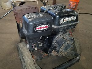 Simpson pressure washer for Sale in Cleveland, OH