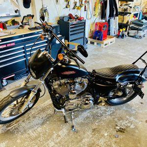 2013 Harley Davidson Xl1200 Sportster for Sale in Seattle, WA