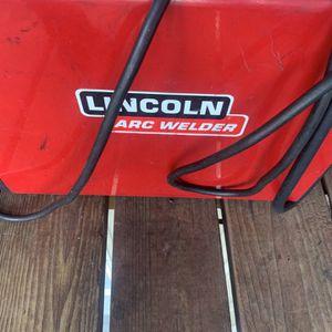 Lincoln Arc Welder for Sale in Auburn, WA