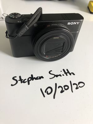 Sony RX100 VI for Sale in Clayton, NC