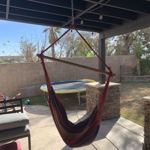 Outdoor Swing chair Like new $20 for Sale in Fontana, CA