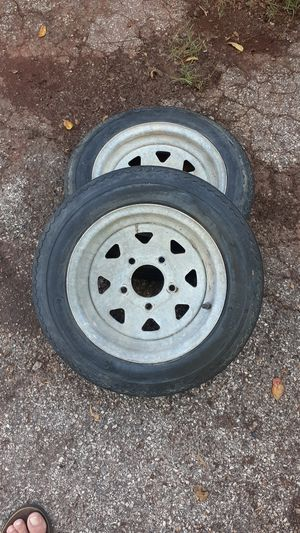 Trailer tires used for Sale in York Haven, PA