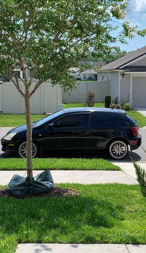 2002 Honda Civic Si for Sale in Jacksonville, FL