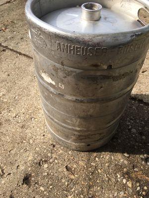 Stainless steel beer keg for Sale in Reynoldsburg, OH