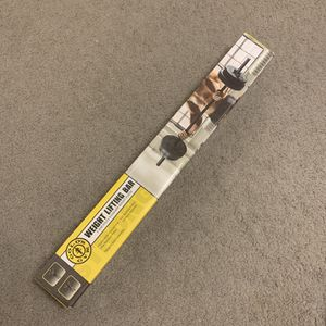 Gold's Gym Steel Curl Bar for Sale in Battle Ground, WA