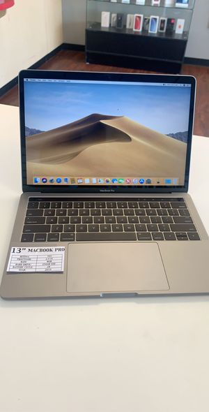 MACBOOK PROS AVAILABLE FOR $50 DOWN for Sale in Scottsdale, AZ