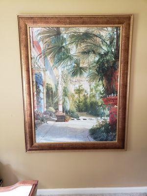 Wall art 45 x 57 for Sale in Roanoke, VA