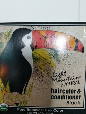 Light Mountain Natural (Black) hair color and conditioner for Sale in San Tan Valley, AZ