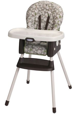Graco Simpleswitch Portable High Chair and Booster, Zuba, One Size for Sale in Redmond, WA
