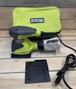 Ryobi S652DGK 2 Amp 1/4 Sheet Sander Power Tool Corded for Sale in St. Petersburg, FL