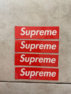 Supreme Sticker Box Logo for Sale in Miramar, FL