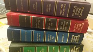 Reader's Digest Select Editions Book Set for Sale in Wichita, KS