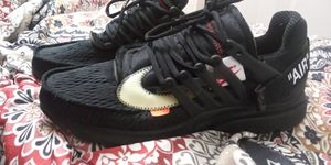 The 10 Nike Mens Air Presto 'Off White size 9 for Sale in Kent, WA