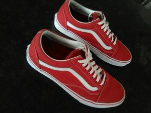 Vans Off the wall skater skateboard shoes. Unisex 10.5 Mens / 12 Womens for Sale in NEW PRT RCHY, FL