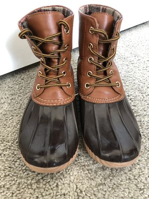 Women's Duck Boots size 6 for Sale in Golden, CO